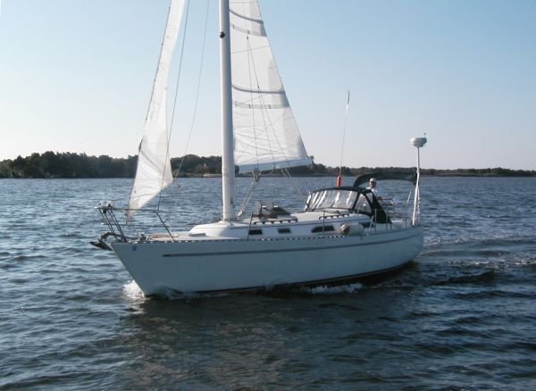The Freedom 36.