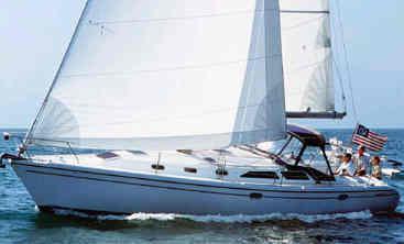 The Catalina 42.