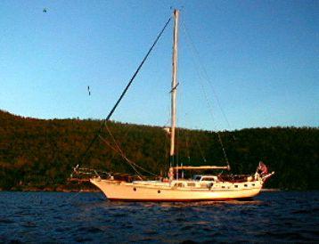 Chartering Aboard Dreamwalker