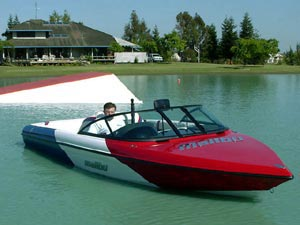 Malibu Response Sky Sport: Ski-Flying Boat