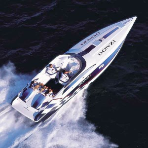 Without question, the swift and sultry Donzi 38 Daytona is one of most outstanding performance boats on the market.