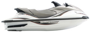 The four-stroke Yamaha WaveRunner X140 will be available in early 2002.