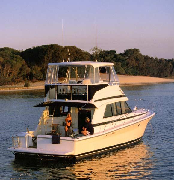 Riviera 43 Convertible: Australian for Boat