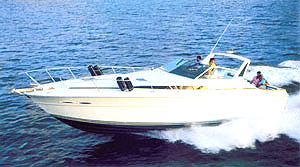 Sea Ray's 390 Express Cruiser was one of the company's most popular models of all time.
