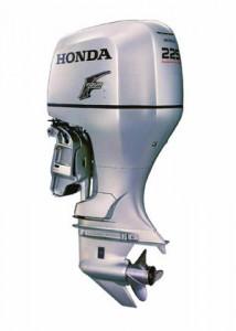 Honda BF225 Four-Stroke Outboard thumbnail
