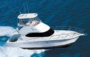 Riviera 37 FB: Sea Trial
