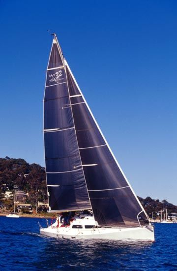 Sydney 32: The Yacht for all Occasions