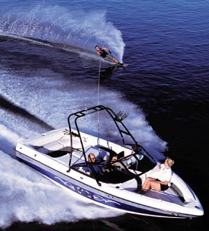 The Malibu Wakesetter XTi impressed every member of the Powerboat magazine test team. (Photo by Tom Newby)