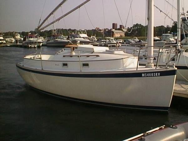 Nonsuch 22: Classic Catboat