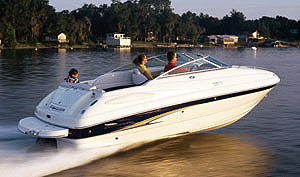 Chaparral engineers have designed a boat that should appeal to day-trippers both here in the United States and in Europe, where cuddy cabin boats are especially popular.