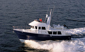 Coastal Passagemaker 45: Sea Trial