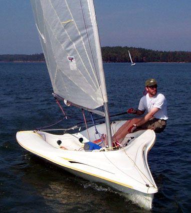 Raider Sailboat