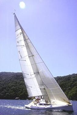 Sydney 38: Racing in Comfort