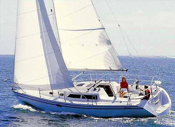 Catalina 320: Formula for Success