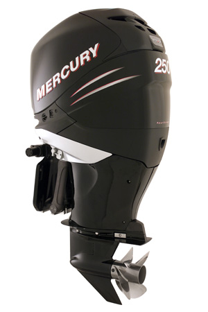 Mercury Unveils High-Output Four-Stroke Outboards at 2004 Miami International Boat Show