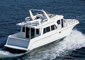 Navigator 57 Rival Pilothouse: Sea Trial thumbnail