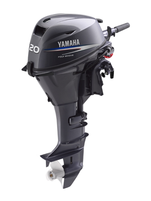 The Outboard Expert: Yamaha Gets Tough with Its F15C and F20 Outboards