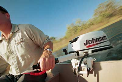 The Outboard Expert: Johnson Outboards Fading Fast thumbnail