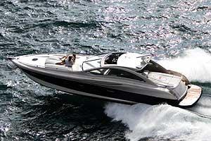 Cigarette Unveils Yacht