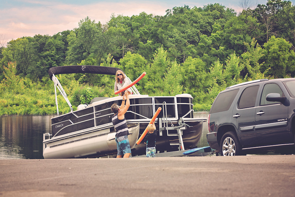 Boat Launch: Ramp Etiquette for Loading and Unloading