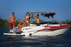 It's nice to know there is at least one boat on the market that forges a compromise among the needs of everyone in the family*#8212;yet isn't really a compromise at all.
