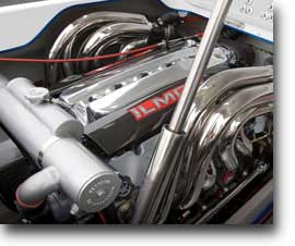 Ilmor Releases Indy Stern Drive