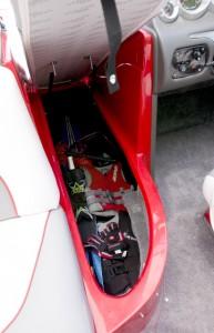 Photo of 2009 Supra Launch interior