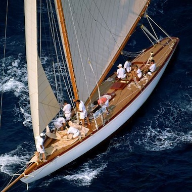 The Yacht Insider: Another Century, Cintra