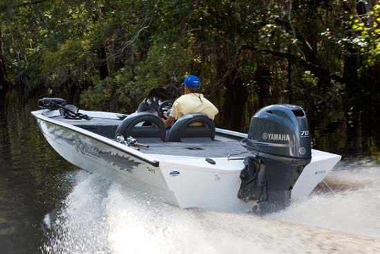 2010 Yamaha 70-hp, Portable 4-Strokes, and More
