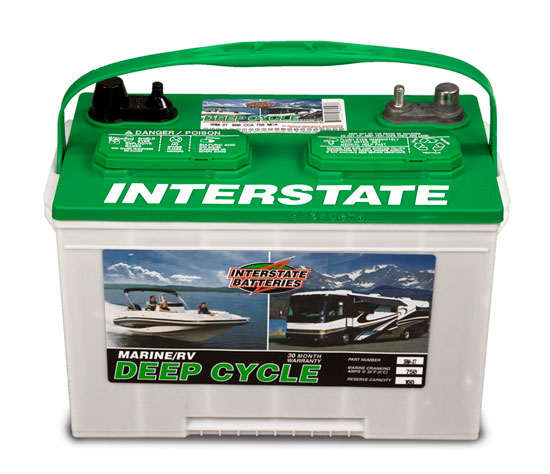 Outboard Expert: Marine Batteries thumbnail