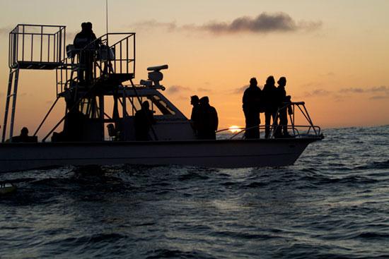 Photo Boat Becomes Billboard