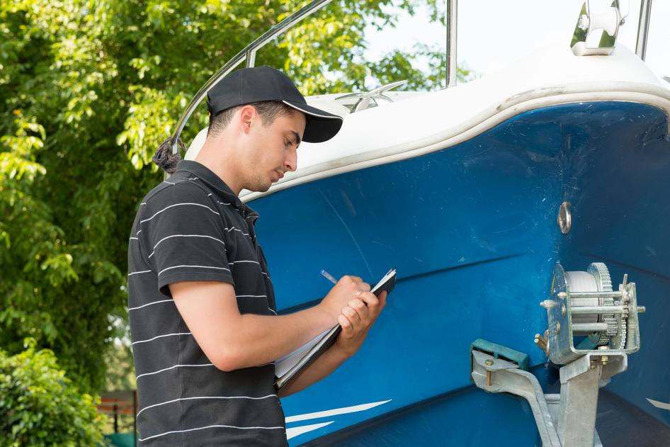Survey A Boat Yourself: From Stem to Stern