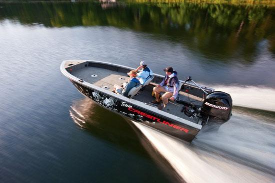 Outboard Horsepower Ratings for Tiller-Steer Boats