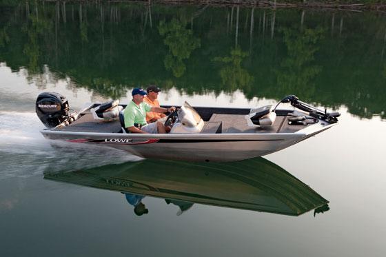 Lowe Stryker: More Boat, Less Money thumbnail
