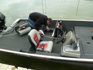 Lowe Stinger 175 Boat Test Notes