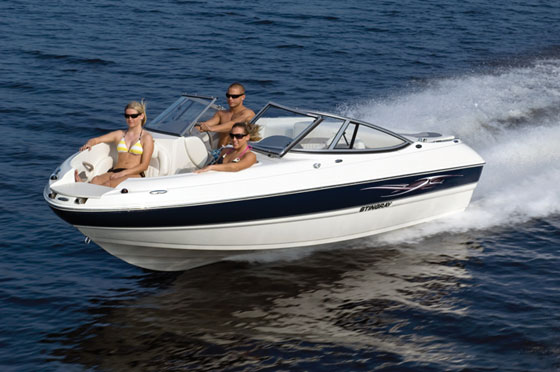Stingray 208LR: Welcome to the Family thumbnail