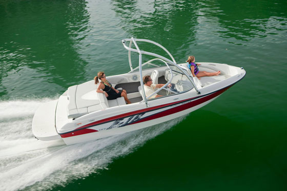 Bayliner 185F: Good Quality in Volume Production
