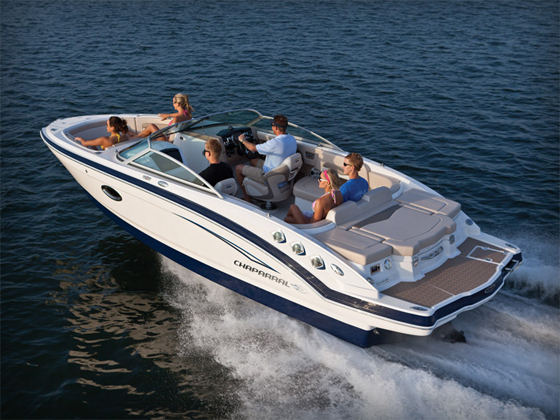 Chaparral 246 SSi: Family-Friendly Sportboat thumbnail