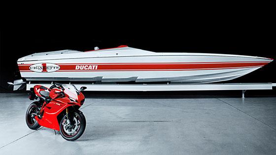 Mercury Racing: Dynamic Duo
