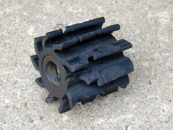 Outboard Expert: Water Pump Impellers