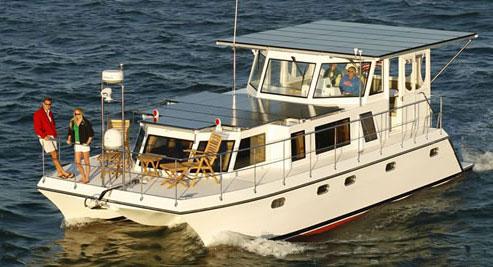 Solar Power for Boats thumbnail