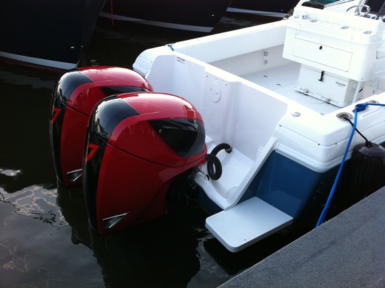 Seven Marine Keeps Tuning the Biggest Outboards Yet thumbnail