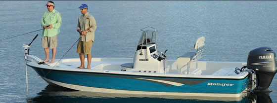 Ranger 220 Bahia: Sweetwater One Day, Saltwater the Next thumbnail