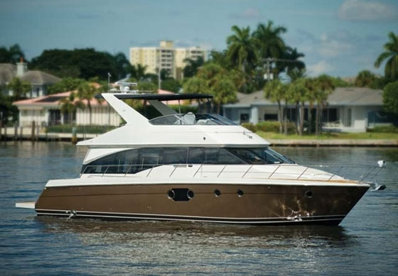 Carver 54 Voyager: Sensibility You Can Rely On