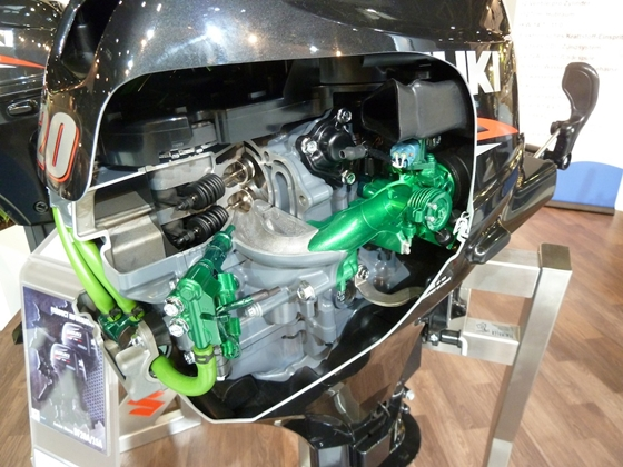 Suzuki Reveals New Portable Outboards with Fuel Injection
