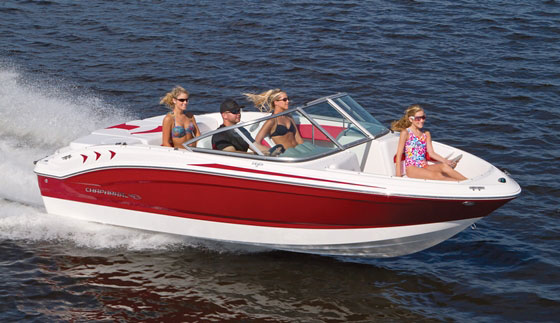 Chaparral H2O 18 Sport: The New Normal