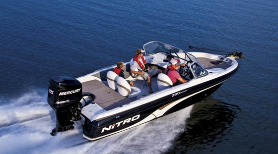 Nitro 290 Sport: Exploding With Possibilities