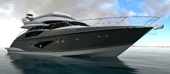 Marquis 630 Sport Yacht: Bold Style