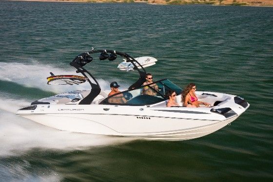 Centurion Enzo FX-22: Wakeboarding with the Sharks thumbnail