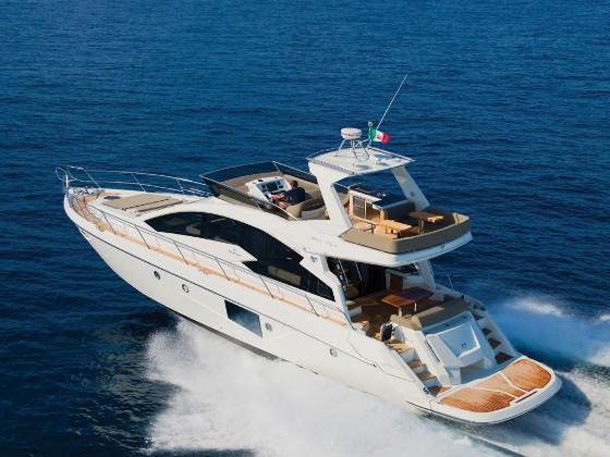Cranchi Fifty 8 Fly: Euro-styling Meets Volvo-Penta IPS thumbnail